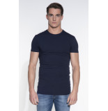 Slater Stretch t-shirt met korte mouwen 2-pack
