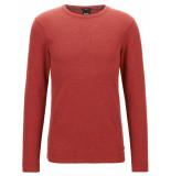Boss Orange Hugo boss casual t-shirt lange mouw