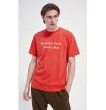 Scotch & Soda T-shirt met korte mouwen
