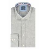 Olymp Casual modern fit casual overhemd met lange mouwen