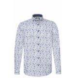 Blue Industry Casual overhemd met lange mouwen