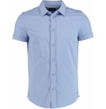 Born with Appetite Earl shirt sl 21108ea38/210 l.blue
