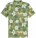 Kultivate Polo classic green olive