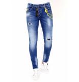 Local Fanatic Slim fit jeans stretch 1023