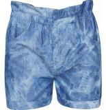 Les Favorites Kate short blauw