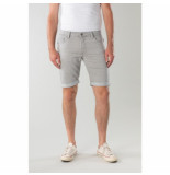 New-Star Korte spijkerbroek valero grey
