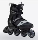K2 Inline skate f.i.t. 80 pro black gray