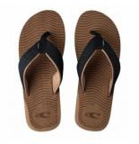 O'Neill Slipper men koosh sandals tobacco brown