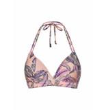 Beachlife Tropical blush halter