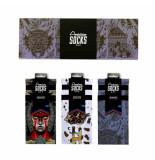 American socks Box calze unisex tattoo asb004
