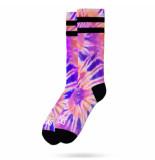 American socks Calze unisex tie dye tripping as112