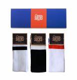 American socks Box calze unisex mid high the classics asb0001