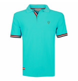 Q1905 Polo shirt matchplay aqua