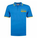 Q1905 Polo shirt zomerland kobalt