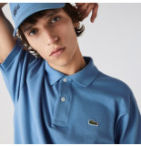 Lacoste Polo men l1212 classic fit turquin blue
