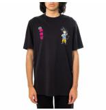 Dolly noire T-shirt uomo goku ss4 black ts452