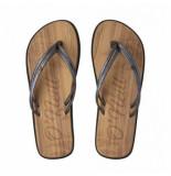 O'Neill Slipper women ditsy sandals chino beige