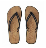 O'Neill Slipper women ditsy sandals black out