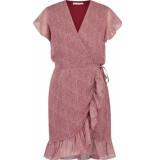 Freebird Rosy jurk rood