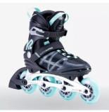 K2 Inline skate alexis 84 pro black blue