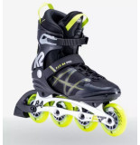 K2 Inline skate f.i.t. 84 pro black yellow