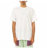 HUF T-shirt uomo her s/s tee white 71121mc000049.white