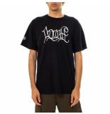 HUF T-shirt uomo haze handstyle 2 s/s tee nero 71121mc000053h.black