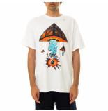 HUF T-shirt uomo doomsday tt s/s tee.white 71121mc000070.white