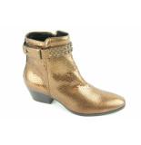 Vivian Ray Korte laarzen goud