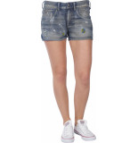 G-Star Arc bf short wmn med aged antic restored-w24 denim