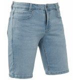 Brams Paris heren korte broek jeans stretch model jordy -