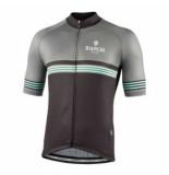 Bianchi Milano Fietsshirt men prizzi olive green black