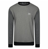 Bravo Jeans Pullover sweater heren - gray bazo