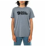 Fjällräven T-shirt uomo logo t-shirt f87310.520-999