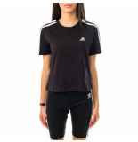 Adidas T-shirt donna w 3s cro t gl0777