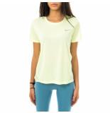 Nike T-shirt donna miler aj8121-701