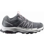 Salomon shoes leonis w quiet shade/magnet/lunroc -