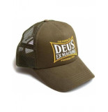 Deus twinbox trucker cap