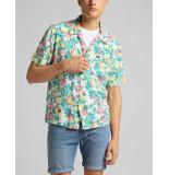 Lee Short sve resort shirt fairway l67pqjqd