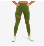 Forza Hoge taille leggings leger fz710 green