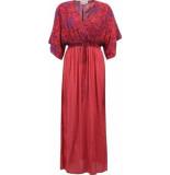 Les Favorites Celine jurk rood