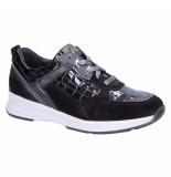 Footnotes sneakers met verwisselbaar voetbed wijdte H