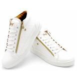 Cash Money Sneaker jailor full white