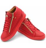 Cash Money Sneaker jailor full red