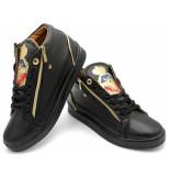 Cash Money Sneakers prince full black