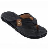 Cartago Slipper men malta black brown