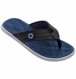 Cartago Slipper men malta grey brown blue