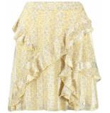 Harper & Yve Dani skirt light yellow