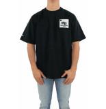 Heron Preston Ss t-shirt es os herons halo