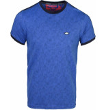 Gabbiano T-shirt cobalt